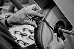 Cutler and Gross eyewear factory | Photo: Stephanie Rushton