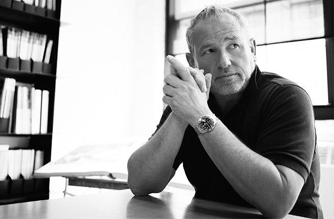 Fabien Baron | Photo: Kevin Trageser for BoF