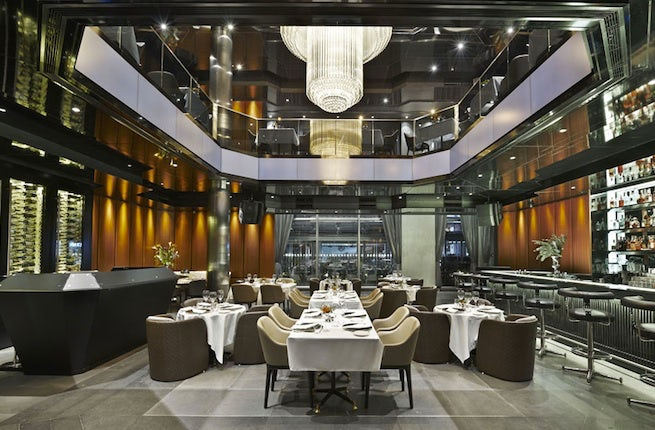 GQ Bar Istanbul   Source: No Architect