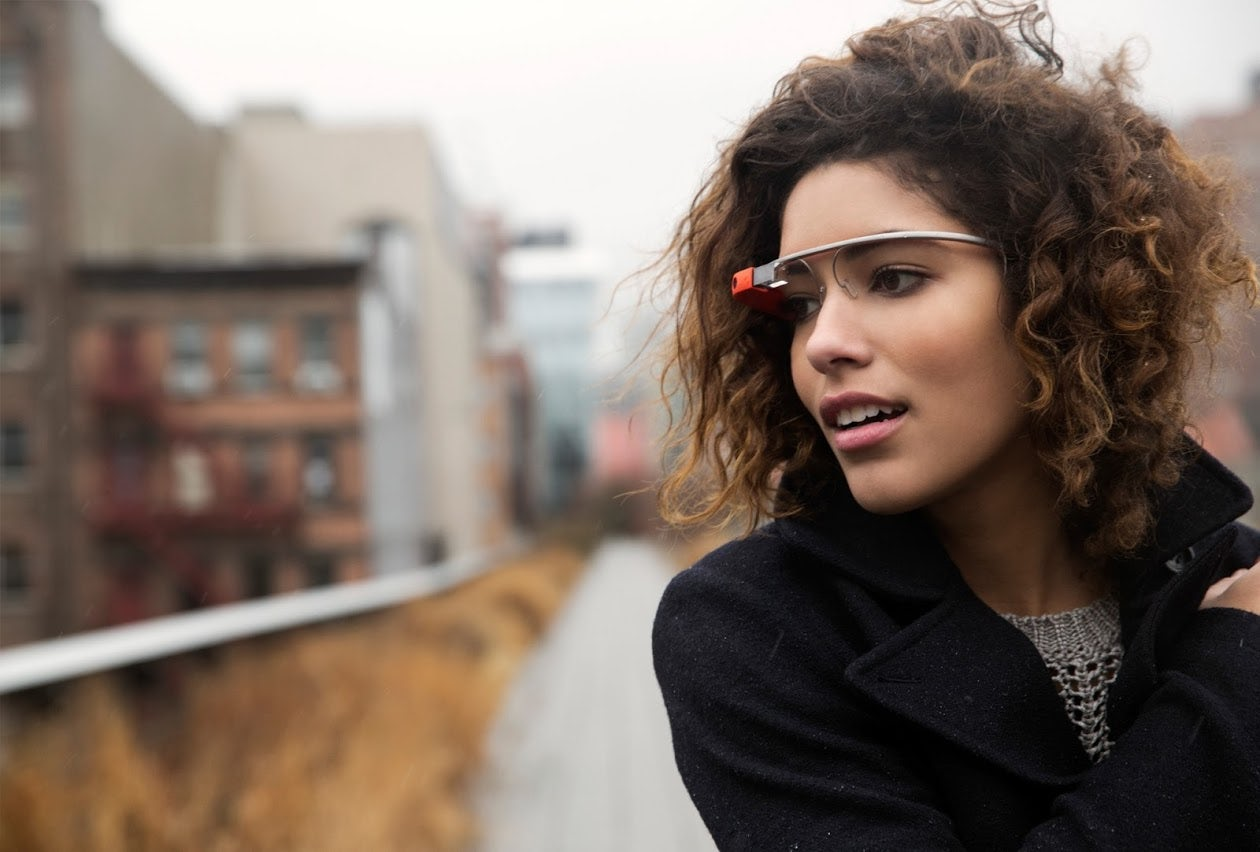 Google Glass | Source: Google