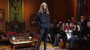 H&M Autumn/Winter 2013 at Paris Fashion Week   Source: H&M
