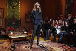 H&M Autumn/Winter 2013 at Paris Fashion Week | Source: H&M