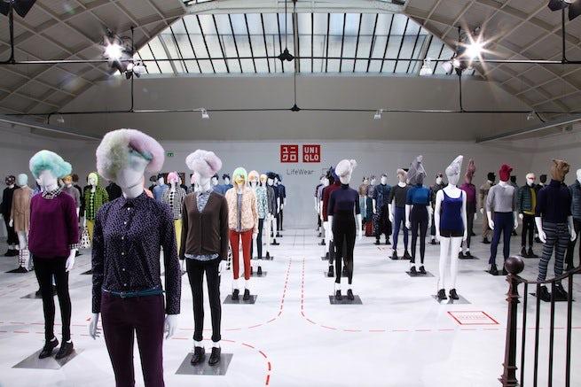 Uniqlo Lifewear Presentation | Source: Uniqlo