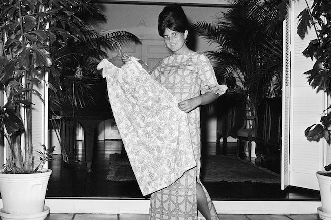 Lilly Pulitzer | Source: Associated Press