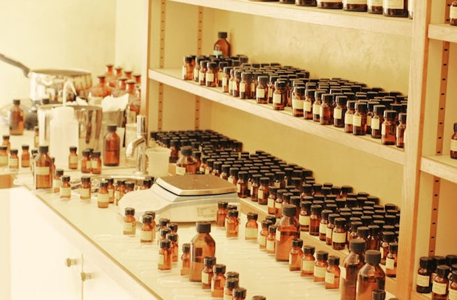Perfume Factory in Grasse | Source: My Fashion Jar