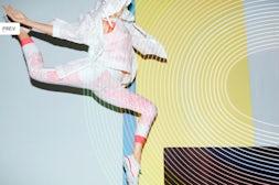 Stella McCartney for Adidas by Viviane Sassen   Source: Rhea Thierstein