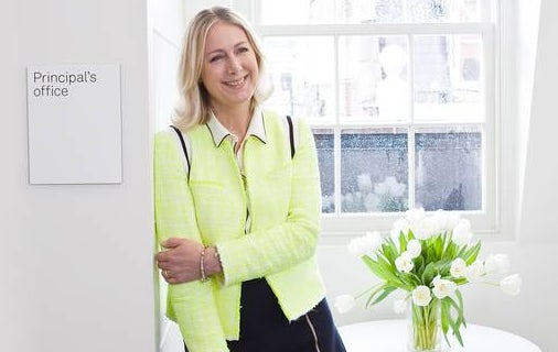 Q&A: Principal Susie Forbes on Condé Nast College of Fashion & Design