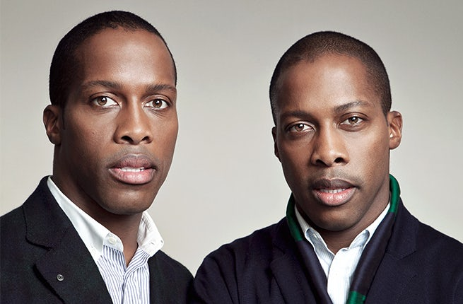 Dexter and Byron Peart | Source: Want Les Essentiels de la Vie