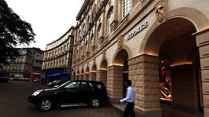 Hermès Flagship on Horniman Circle, Mumbai | Source: skyscrapercity.com