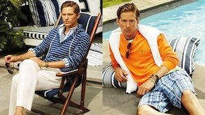 Polo Ralph Lauren S/S 2013 campaign | Source: Ralph Lauren