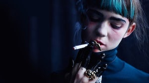 Grimes, a featured tastemaker on The Cools | Source: The Cools