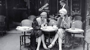 Paris in the 1920s with Kiki de Montparnasse   Source: Assouline