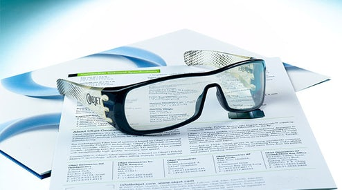 bf7538476c2 Could 3D Printing Disrupt the Designer Eyewear Market