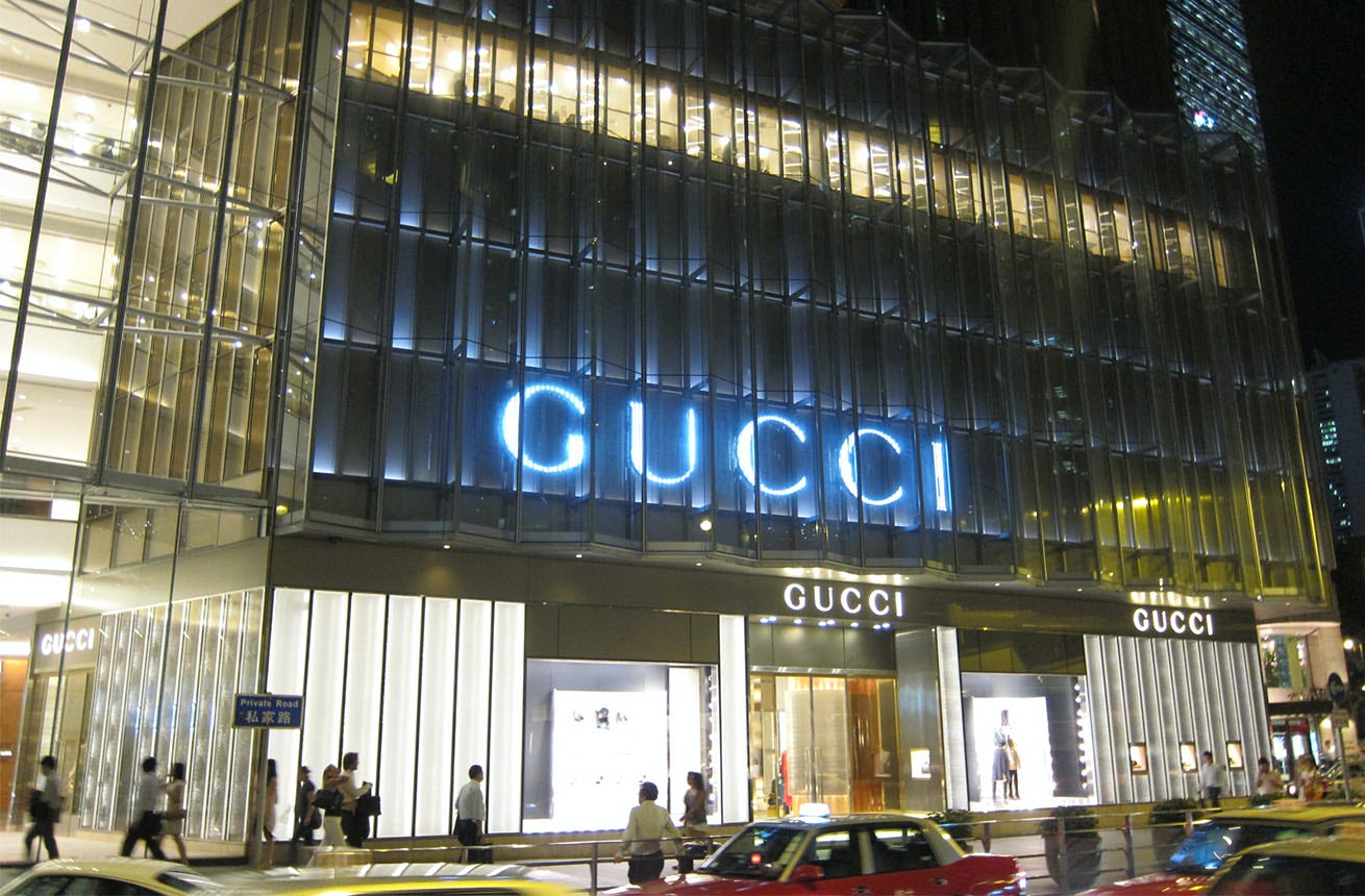 Gucci store in Beijing | Source: Maosuit