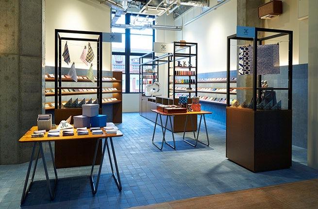 H Tokyo store in Marunouchi | Source: H Tokyo