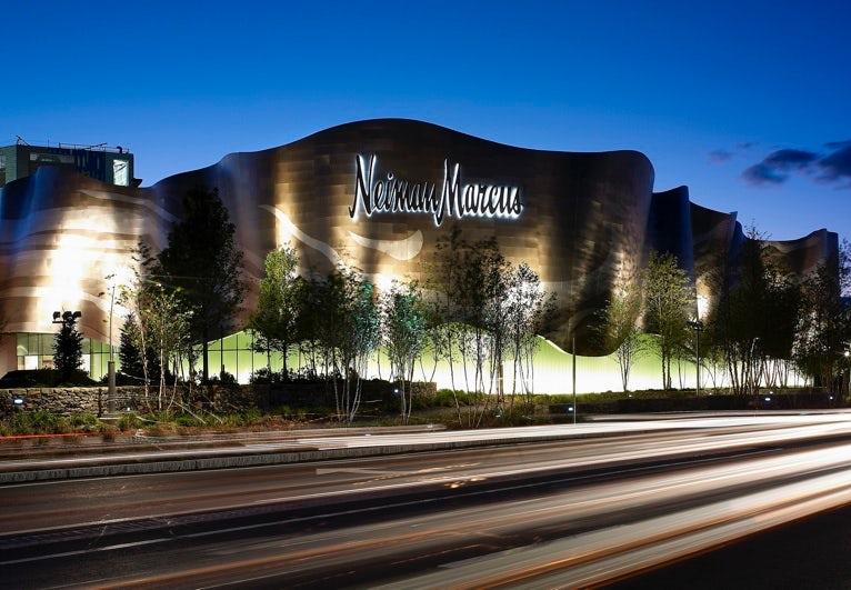 Neiman Marcus in Natick, Massachusetts | Source: Neiman Marcus
