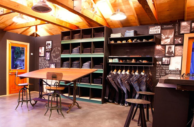 Nudie Concept Store | Source: Nudie