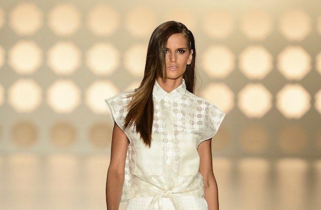 Colcci Spring/Summer 2014 Show at São Paulo Fashion Week | Source: SPFW