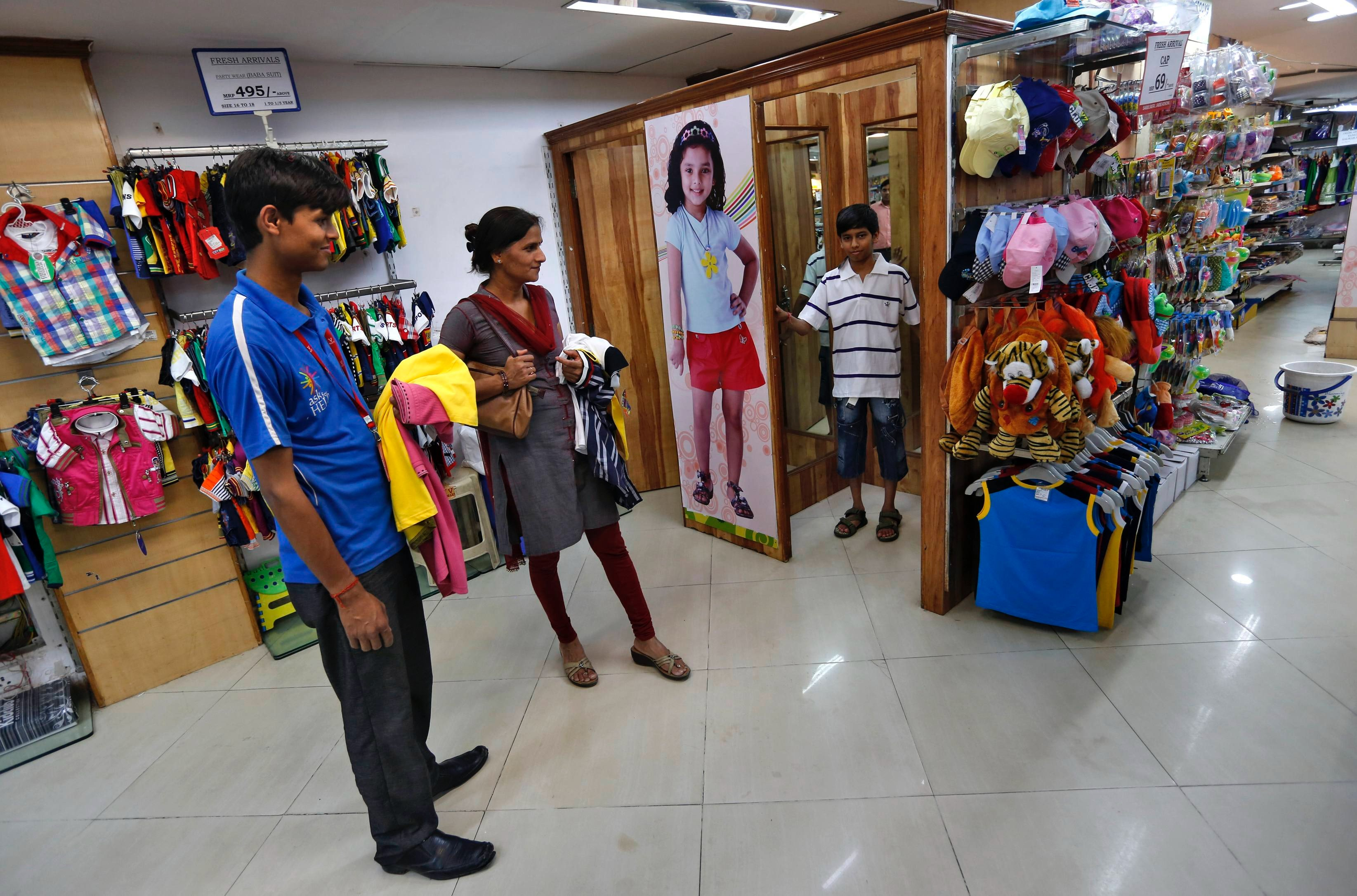 'Speed Money' Puts the Brakes on India's Retail Growth