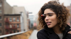Google Glass | Source: Google