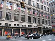 Saks Fifth Avenue in New York | Source: Saks Fifth Avenue