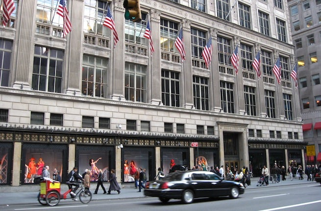 Saks Fifth Avenue | Source: Saks Fifth Avenue