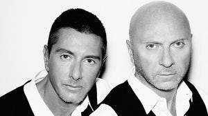 Stefano Gabbana and Domenico Dolce | Source: Dolce and Gabbana