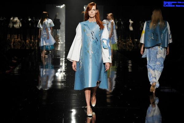 In London, Student Designers Take Their Bows