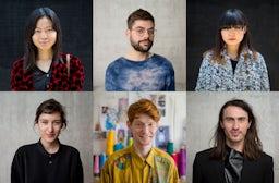 Min Nan Hui, Giacomo Cavallari, Yuki Hagino, Roni Ilan, Nathaniel Lyles and Charles Jeffrey | Photo: Shahriyar Ahmed for BoF