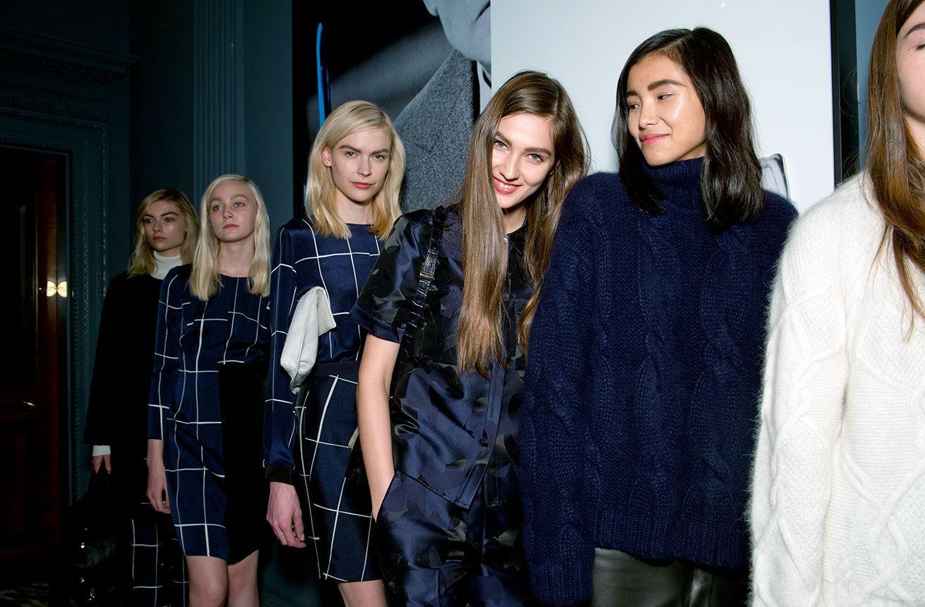 Whistles' Test as Fashion Chain Eyes Menswear