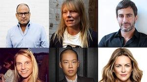 Reed Krakoff, Luella Bartley, Marc Jacobs, Katie Hillier, Jason Wu, Emma Hill | Source: Illustration by BoF