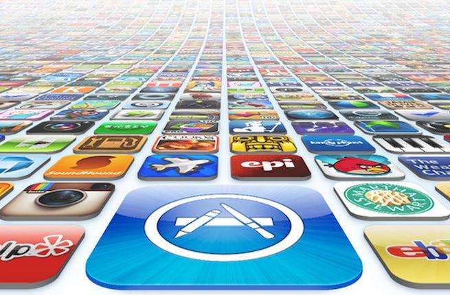 Apple app ecosystem | Source: Apple