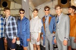 Louis Vuitton Menswear Spring/Summer 2014 | Photo: Sonny Vandevelde