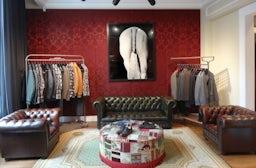 Inside Dolce & Gabbana's new men's only flagship on London's New Bond Street   Source: Dolce & Gabbana