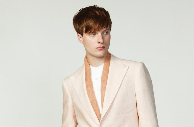 Gieves & Hawkes Spring/Summer 2014 | Source: Gieves & Hawkes