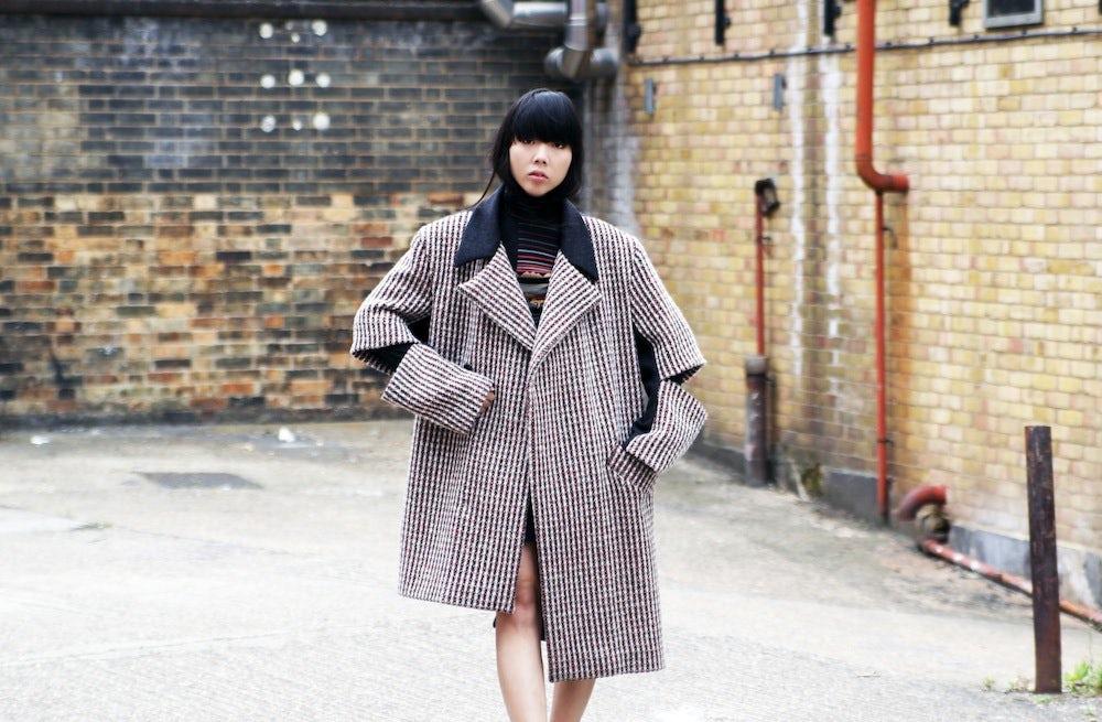 Susanna Lau wearing Alan Taylor | Source: Steve Salter