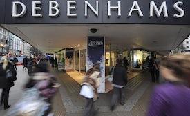 Debenhams | Source: Reuters