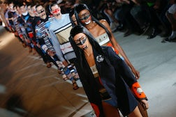 Givenchy Spring/Summer 2014   Source: Associated Press