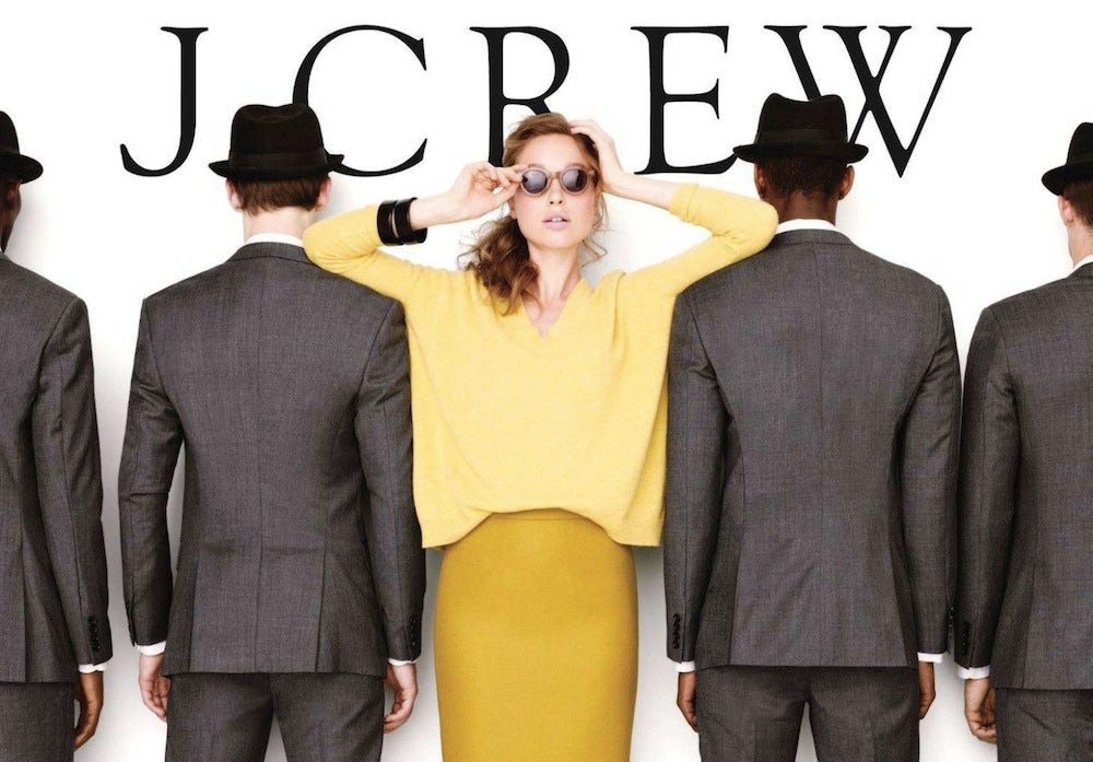 J.Crew campaign | Source: Courtesy