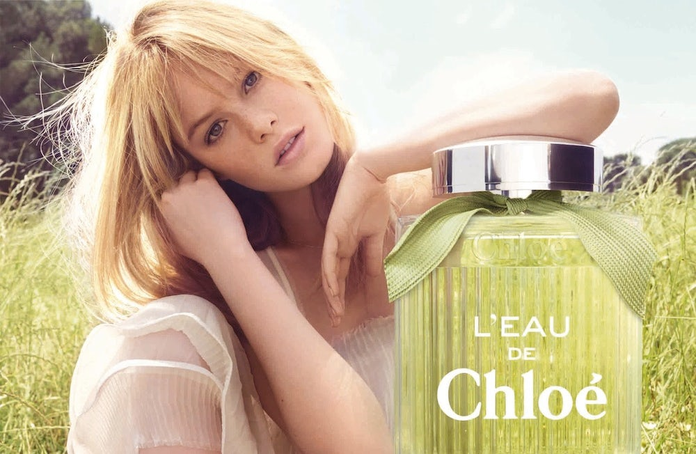 Coty brands include Marc Jacobs, Calvin Klein and Chloe | Source: Coty Fragrances