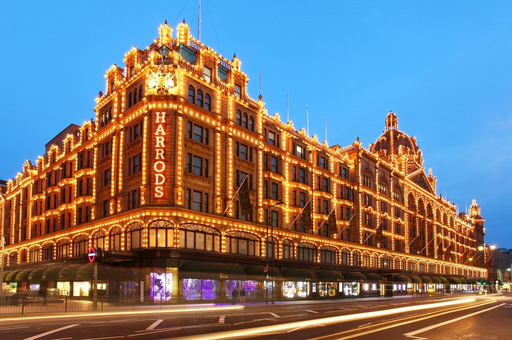 Americans Exit Harrods Top 10 as Chinese Flock to London Store