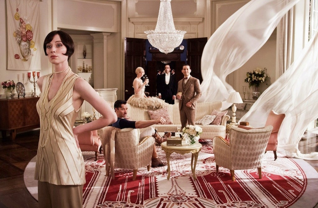Colin S Column The Great Gatsby And The Epidemic Of Pornography Masquerading As Style Opinion Colin S Column Bof