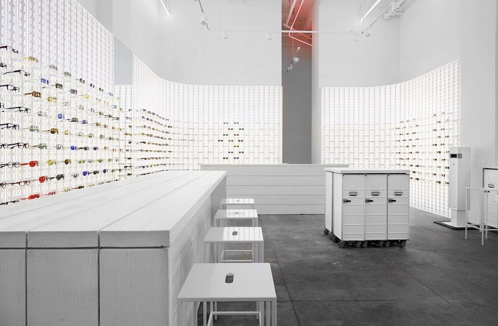 Inside Mykita's new New York store | Source: Mykita