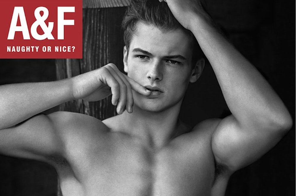 Abercrombie & Fitch Campaign | Source: Abercrombie & Fitch