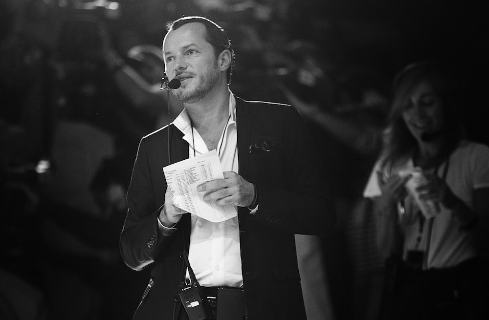 Alexandre de Betak, Fashion's Wizard Producer