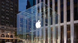 Apple Store on 5th Avenue in New York | Source: Apple