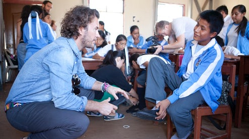 16ba73f357db Blake Mycoskie of Toms on Social Entrepreneurship and Finding His ...