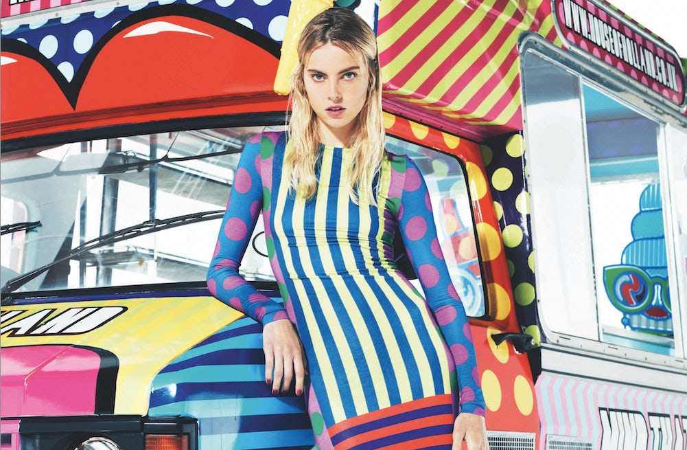 BoF Exclusive | House of Holland to Launch 'Roving Flagship' From Ice Cream Van
