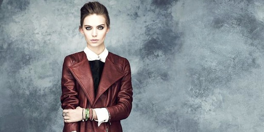M&S Banks On Revival With $305 Leather Dress For 55-Plus