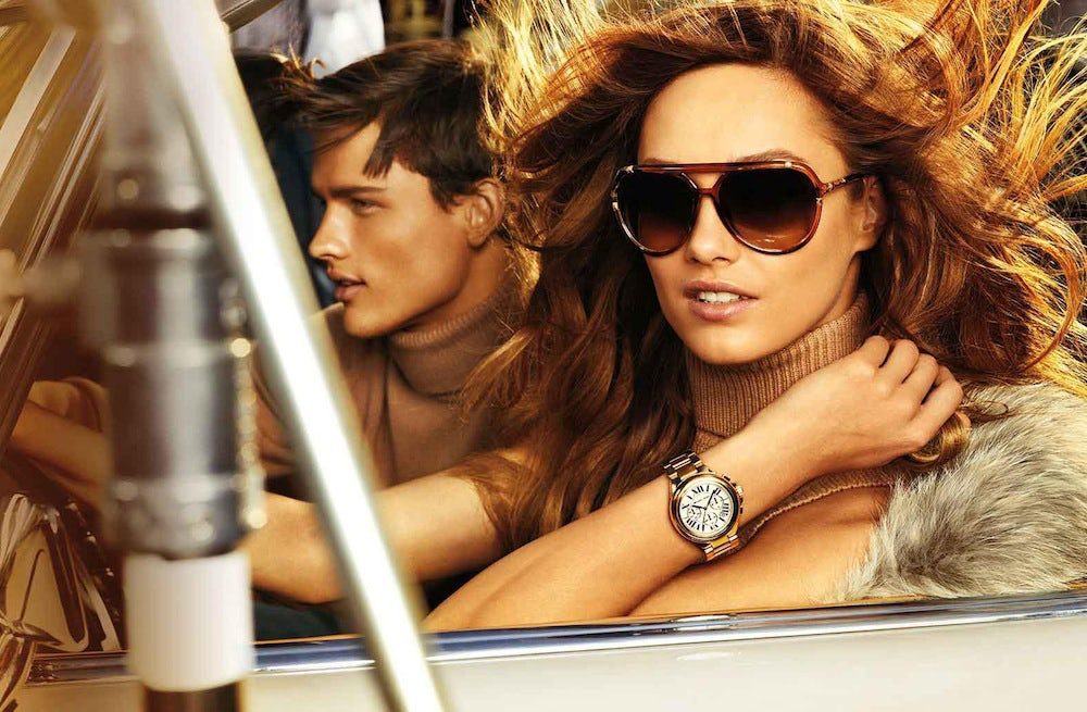 Michael Kors Fall 2012 Campaign | Source: Michael Kors